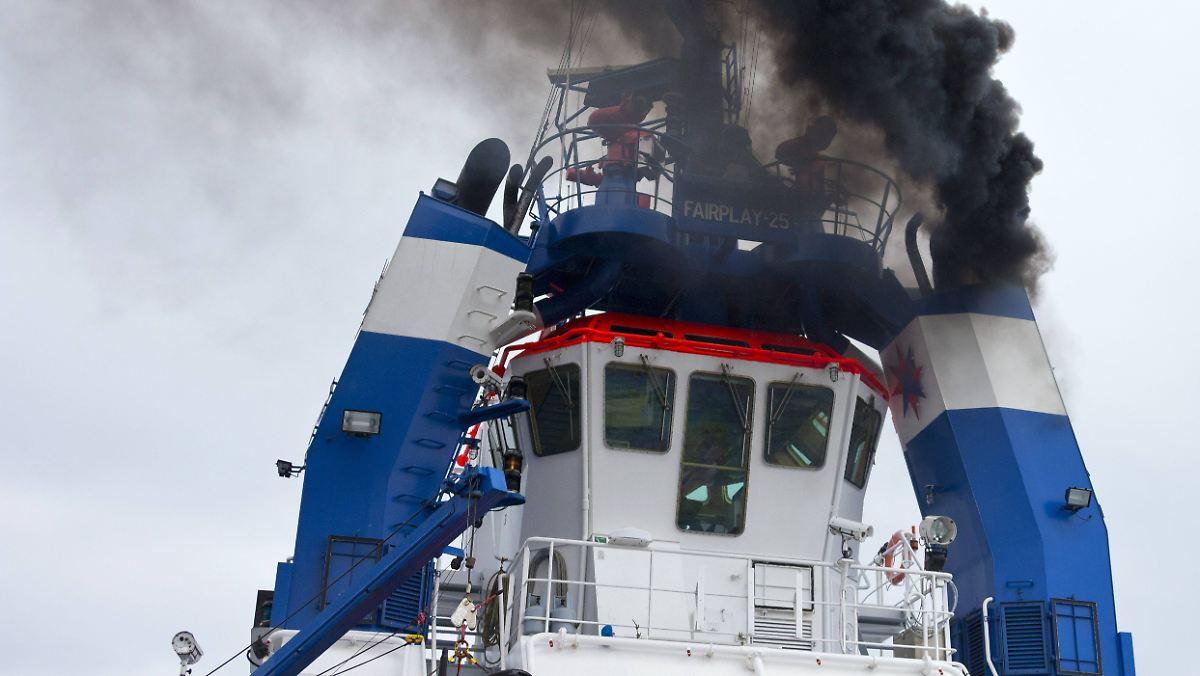 Reeder setzen auf Diesel statt Technologie