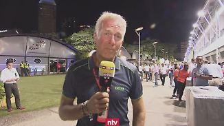 """Christian Danner zur F1 in Singapur: """"Ein solches Drama war eine Überraschung"""""""