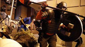 Proteste und Gewalt: St. Louis kommt nach Polizisten-Freispruch nicht zur Ruhe