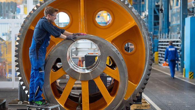 Welt-Handelsindex im August: Starker Euro kann Wachstumstrend nicht bremsen