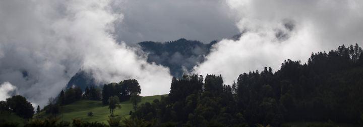 Bodenfrost in den Mittelgebirgen: Nächte werden zunehmend kühler