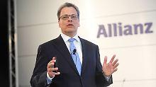 Der Börsen-Tag: Allianz verliert Deutschland-Chef