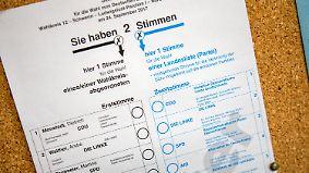 n-tv Ratgeber: Beim Gang zur Wahlurne lauert so manches Hindernis