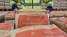 Zement- und Betongeschäft: Heidelbergcement verstärkt Präsenz in Italien