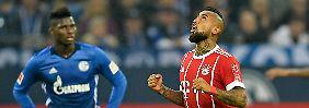 Bremen ernüchtert Schmidt: FC Bayern putzt Schalke, Leipzig patzt