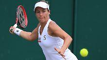 Der Sport-Tag: Tennis: Maria scheitert in Seoul in Runde eins
