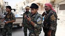Koalition rückt bis Zentrum vor: IS-Hauptstadt Rakka steht vor dem Fall