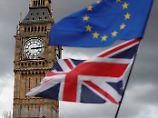 Die Brexit-Gespräche stocken - vor allem die Austrittsrechung ist ein Streitpunkt zwischen der EU und Großbritannien.