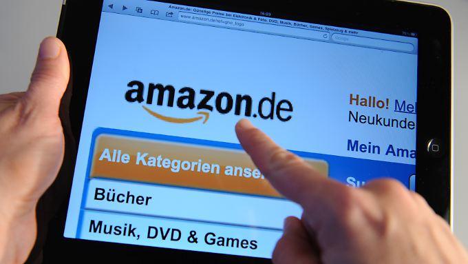 Amazon investiert - und kann den Gewinn steigern.