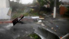 """Land unter auf Puerto Rico: """"Maria"""" verwüstet die nächste Karibikinsel"""