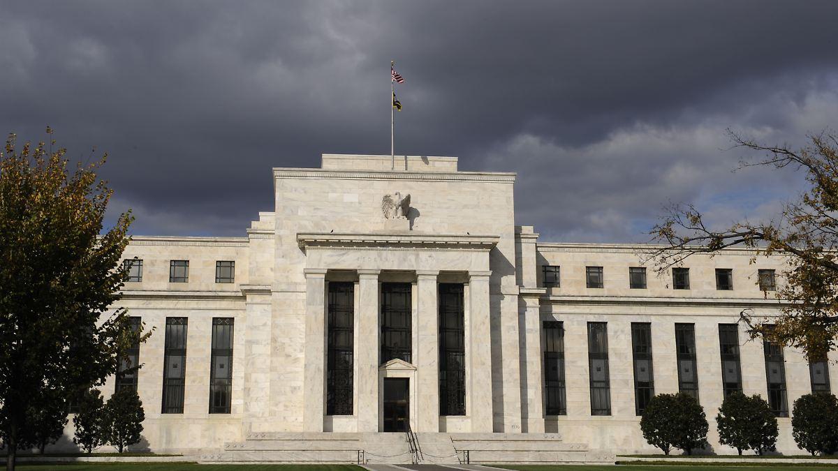 Fed macht sich an den Bilanz-Abbau