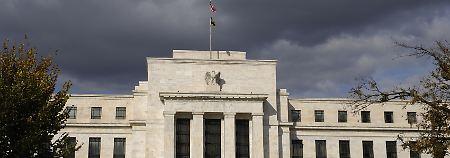 Erwartung erfüllt: Fed lässt Zinssatz unverändert