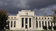 Zinssatz unverändert: Fed macht sich an den Bilanz-Abbau