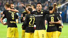 Hertha und Freiburg jubeln: BVB stürzt Bayern, Hoffenheim schockt