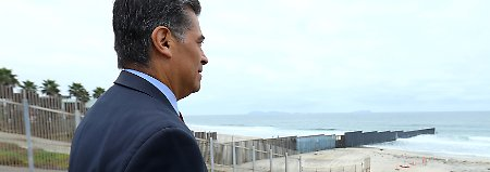 Verstoß gegen Umweltauflagen: Kalifornien klagt gegen Mauer zu Mexiko