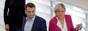 Nach Entmachtung durch Le Pen: Vizechef von Front National verlässt Partei