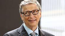 """""""Lieber eine Taste"""": Bill Gates entschuldigt sich für Strg+Alt+Entf"""