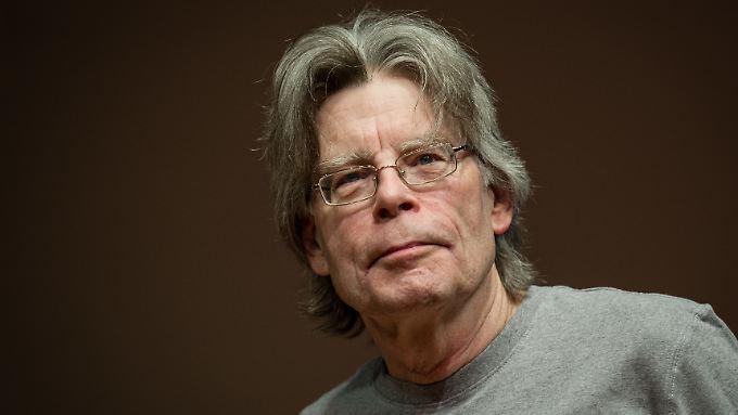 Mit 70 Jahren noch immer enorm umtriebig: Stephen King.