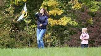 Viel Sonne zum Herbstanfang: Temperaturen steigen zum Wochenende
