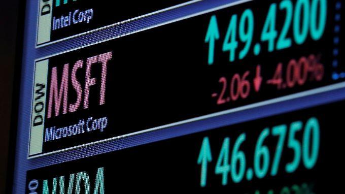 Mit gestohlenen Daten der US-Finanzaufsicht haben Hacker womöglich den Börsenhandel manipuliert.