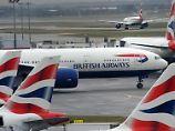 Airline entschuldigt sich: BA-Passagiere von Wanzen gebissen