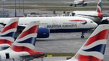 """Börsen-Tag: British Airways: Air-Berlin-Tochter """"nicht mehr attraktiv"""""""