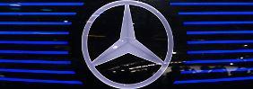 Eine Milliarde Dollar investiert: Mercedes baut E-Produktion in den USA aus