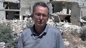 Ende von sechs Jahren Bürgerkrieg: Aleppo startet den langen Weg zurück in die Normalität