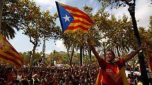 Die Frage der Anerkennung: EU steht bei Katalonien vor Präzedenzfall