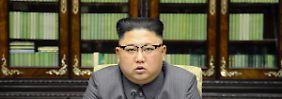 Verbale Eskalation geht weiter: Nordkorea erwägt H-Bombentest über Pazifik