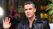 Robbie Williams marschierte vor zehn Jahren langsam auf den Tod zu.