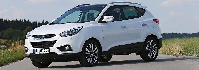 Seinerzeit war der ix35 als Nachfolger des alten Hyundai Tucson ein echter Quantensprung.