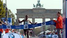 Irres Tempo, hoher Stundenlohn: Marathon-Trio jagt in Berlin den Weltrekord