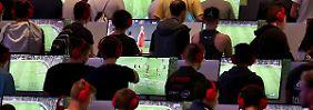 Gehört dem E-Sport die Zukunft?: 28.9.: Der virtuelle Fußball ist auf dem Vormarsch