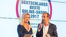 Verbraucher haben gewählt: Deutschlands beste Online-Shops 2017