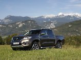 Optisch ähnelt der Renault Alaskan seinem Genspender dem Nissan Navara doch sehr.