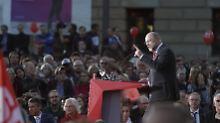 Schulz dreht nochmal auf: Der Unermüdliche