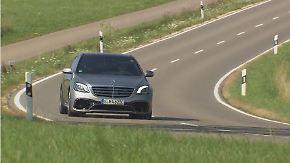 Diesel bleibt großes Thema bei Mercedes: Neue S-Klasse kommt mit verbessertem Motor