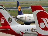Zerschlagung von Air Berlin: Airline kann Staatskredit wohl zurückzahlen