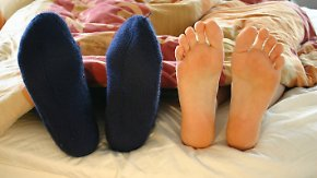 Wenn der Winter zu früh kommt: Lohnen sich Socken statt Heizung?