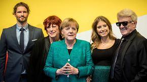 Endspurt um Stimmen: Spitzenkandidaten holen sich Promis an Bord