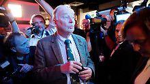 """AfD zieht in den Bundestag ein: Gauland eröffnet """"Jagd"""" auf Merkel"""