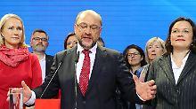 SPD geht in die Opposition: Schulz beendet die Große Koalition