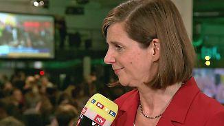 """Göring-Eckardt im n-tv Interview: """"Rassisten wollen unser Land spalten"""""""