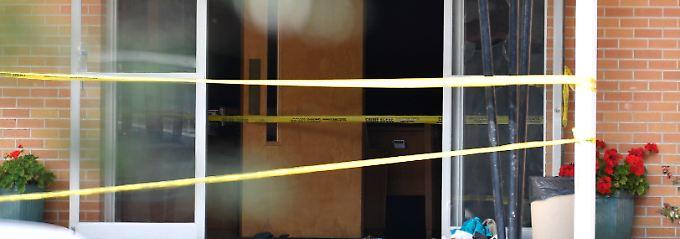 Attentat oder Amoklauf?: Mann erschießt Kirchgängerin in Tennessee