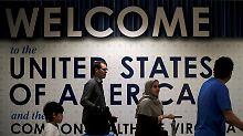 Besonders strenge Überprüfungen: USA setzen weitere Länder auf Einreiseliste