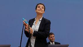 """""""Anarchische Partei"""": Frauke Petry will AfD-Fraktion nicht angehören"""
