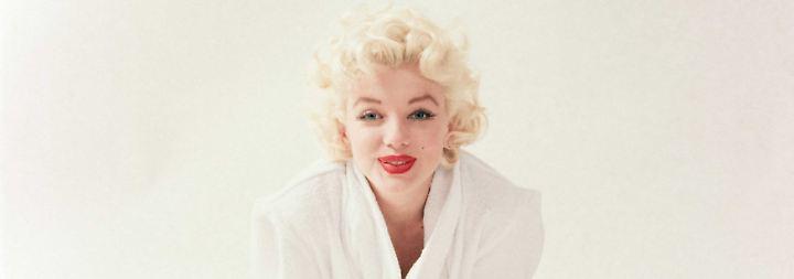 50 Sitzungen, 400 Aufnahmen: Marilyn Monroe, wie sie noch keiner gesehen hat