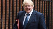 Der Tag: Boris Johnson fordert eine Brexit-Briefmarke
