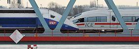 Reaktion auf Wettbewerbsdruck: Siemens und Alstom besiegeln Zugfusion